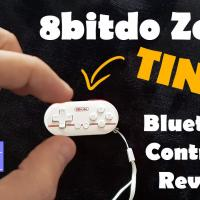 8bitdo Zero Mini Gamepad Review