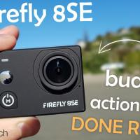 Firefly 8SE Review - A Budget Action Cam Done Right