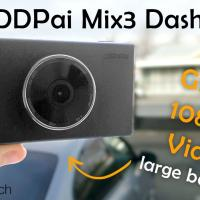 DDpai Mix3 Review - A 1080p Dashcam with Great Video, But...