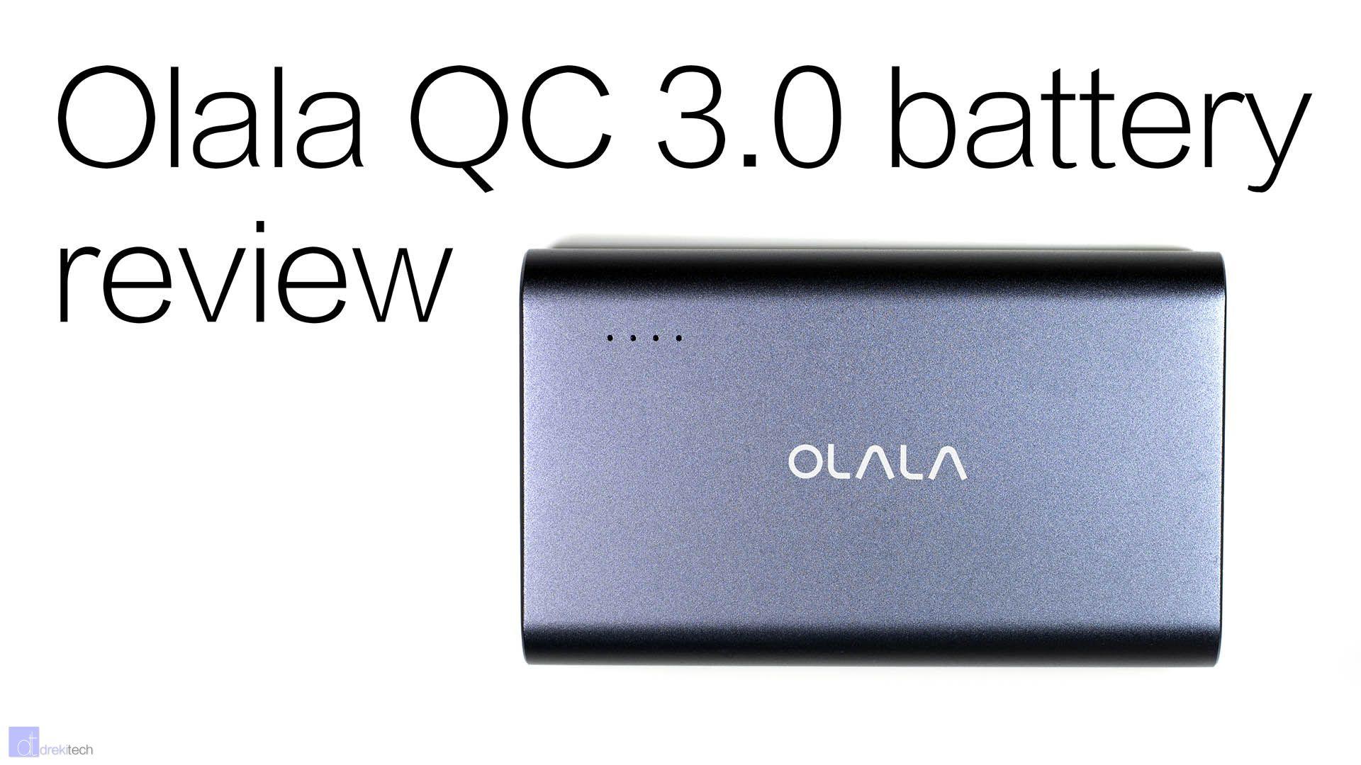 Olala 10,500 Battery Bank