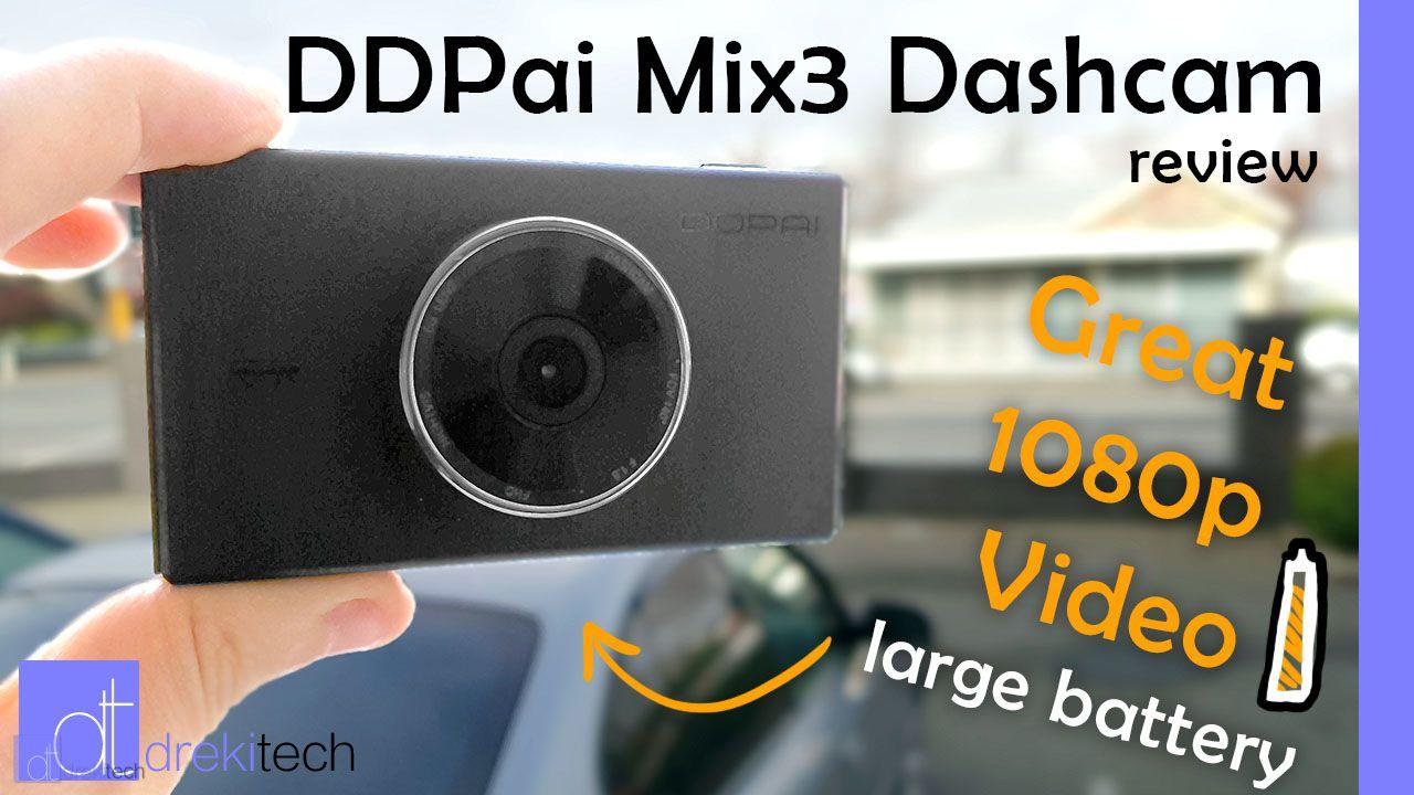 DDPai Mix3
