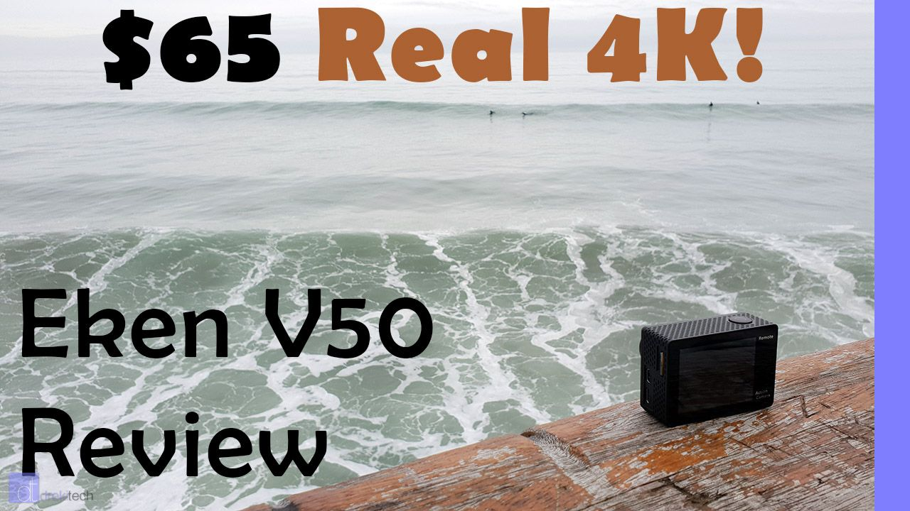 Eken Alfawise V50 Pro Review with Tons of Samples